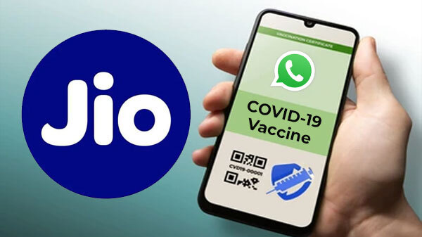 Here's How Jio Users Can Check COVID-19 Vaccine Slots On WhatsApp
