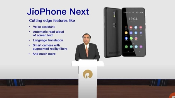 JioPhone Next Officially Launched In India
