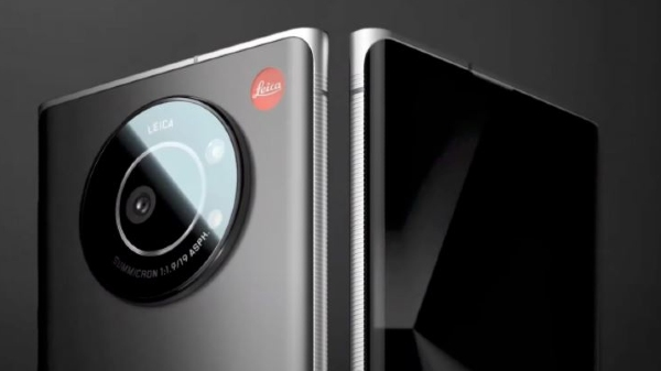 Leica Leitz Phone 1 Launched: Leica's Own Camera Centric Smartphone