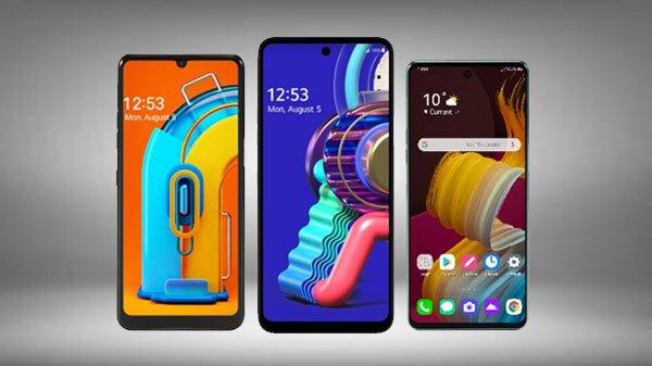 LG Velvet 2 Pro, Stylo 7, K33, K35 Shows Up At Google Play Console