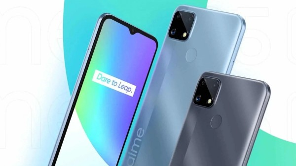 Realme C25s With 6000mAh Battery Launched In India Silently