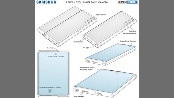 Samsung Patents Rollable Display Smartphone; Will It Ever Launch?