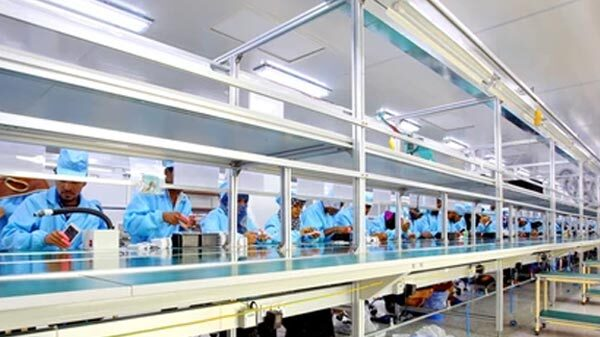 Samsung's China Display Manufacturing Unit Moved To India