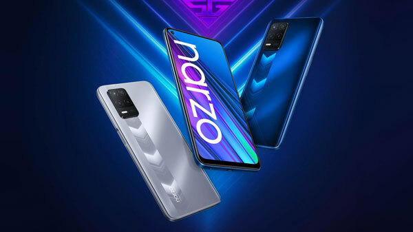 Realme Narzo 30 4G Design, Battery Details Revealed