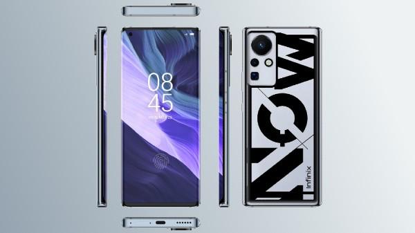 Upcoming Infinix Smartphone Design Leaks Via Render