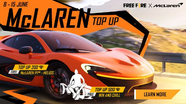 Free Fire Redeem Codes For June 11; Get Elite Pass, Free Top Up, More
