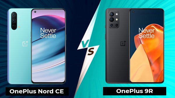 OnePlus Nord CE Vs OnePlus 9R: Is New Also Better?