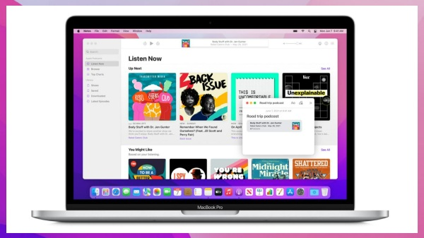 WWDC 2021: MacOS Monterey Announced With Universal Control
