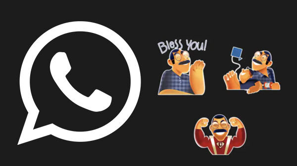 WhatsApp Introduces New Stickers For Father's Day