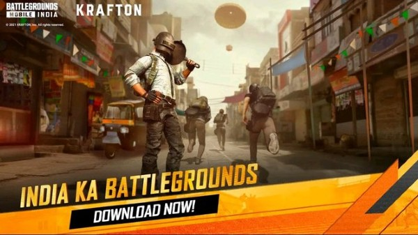 Battlegrounds Mobile India Official Version Available On Play Store