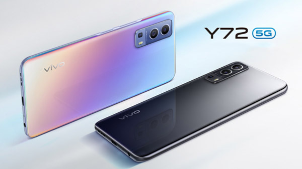 Vivo Y72 5G With 90Hz Display India Launch Tipped For July 15