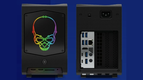 Intel Unveils NUC 11 Extreme Kit, A Compact Sized High-Performance PC