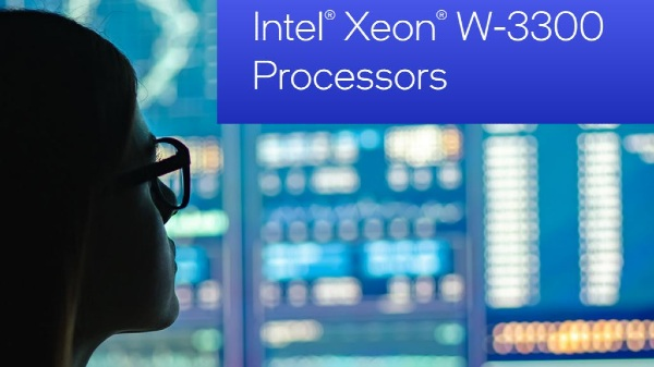 Intel Xeon W-3300 Processors Announced With Up To 4TB RAM Support