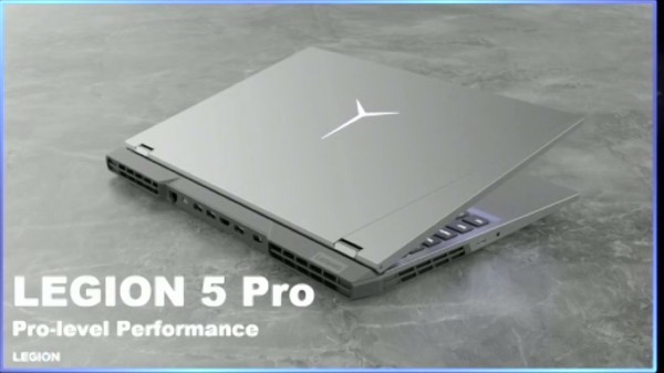 Lenovo Legion 5 Pro With AMD Ryzen 5800H CPU Announced