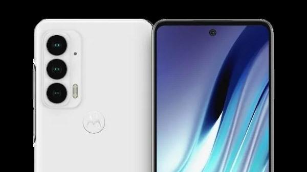 Motorola Edge 20 Design Leaked In Full Glory; SD 778G SoC Confirmed