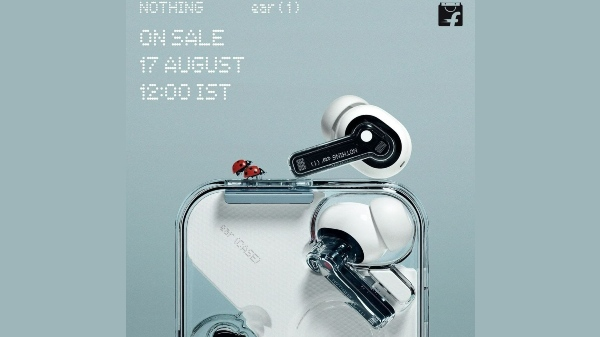 Nothing Ear (1) To Go On Sale From August 17