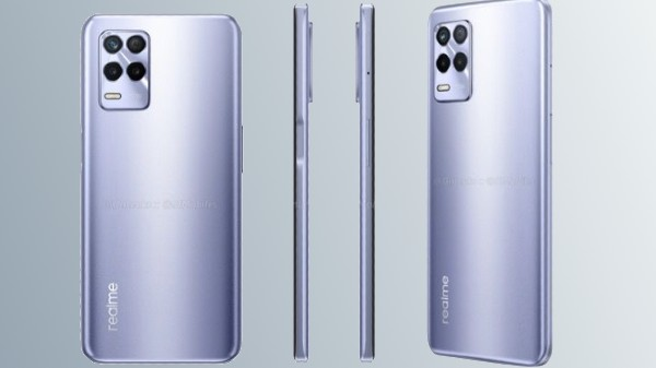 Realme 8s Renders Leak Revealing Possible Design