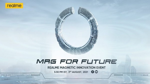 Realme MagDart Wireless Charging Tech Launch Date Confirmed