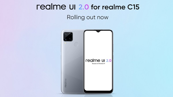 How Realme UI 2.0 Will Improve Performance On C15 & C12 Smartphones