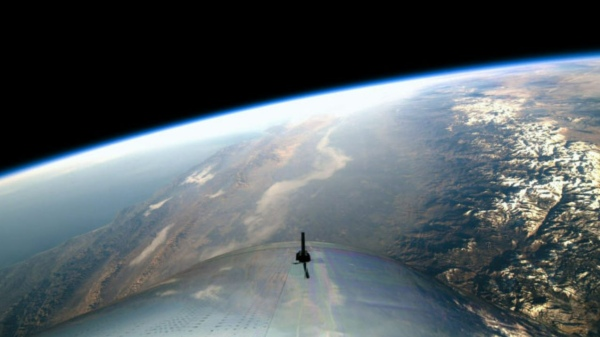 Is Flying To Space The Coolest Thing Humans Have Ever Done?