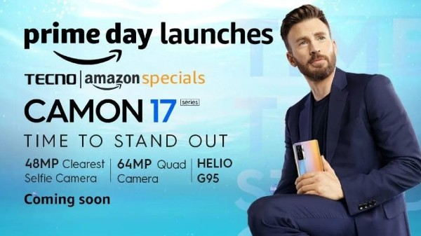Tecno Camon 17 Series India Launch Coming Soon To India