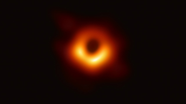 Scientists Observe Back Of A Black Hole For The First Time; Prove Einstein's General Relativity