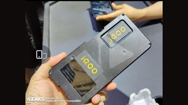 iQOO 8 Pro Live Images Leaked Ahead Of Launch; Punch-Hole Display, Camera Designs Revealed