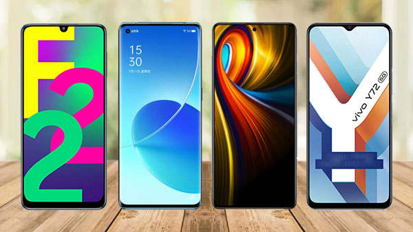 List Of Best Smartphones Launched In July Month 2021