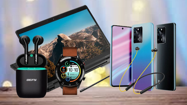 Week 30, 2021 Launch Roundup: iQOO 7 5G, OnePlus Nord 2 5G, OPPO Reno6 Z, Redmi Note 10T 5G And More