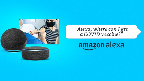 Alexa Can Now Answer All Your Covid-19 Related Queries