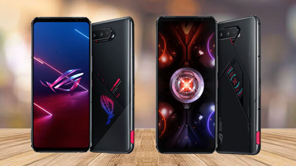 Asus ROG Phone 5s, ROG Phone 5s Pro With SD 888 Plus Goes Official