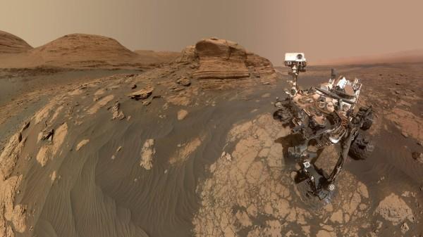 Curiosity Rover Completes Nine Years On Mars
