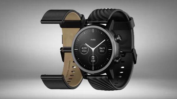 Motorola Moto 360 (3rd Gen) Smartwatch Goes On Sale For Rs. 19,990