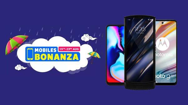 Flipkart Mobile Bonanza Sale 2021: Discount Offers On Motorola Smartphones - Tech News