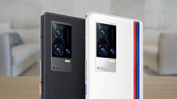 iQOO 8 Pro's Fresh Teaser Confirms 50MP Triple Camera