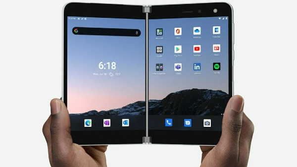 Microsoft Surface Duo 2 Outperforms Samsung Galaxy Z Flip 3