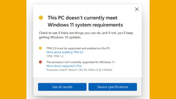 You Can Now Install Windows 11 OS On Old PCs Manually Using An ISO
