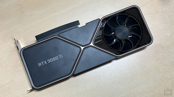 NVIDIA GeForce RTX 3080 Ti FE Review
