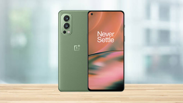 OnePlus Nord 2 Go Green Woods Color First India Sale On August 26