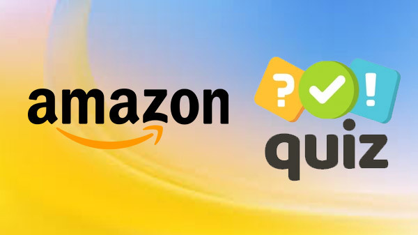 Amazon Quiz Answers For September 14, 2021