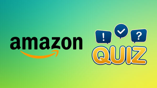 Amazon Quiz Answers For September 23, 2021