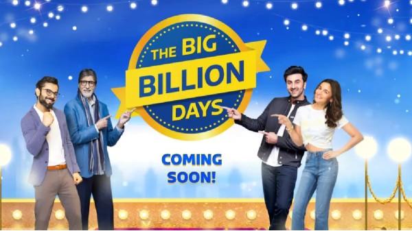 Flipkart Big Billion Days Sale Teased: Get Huge Discounts On iPhones