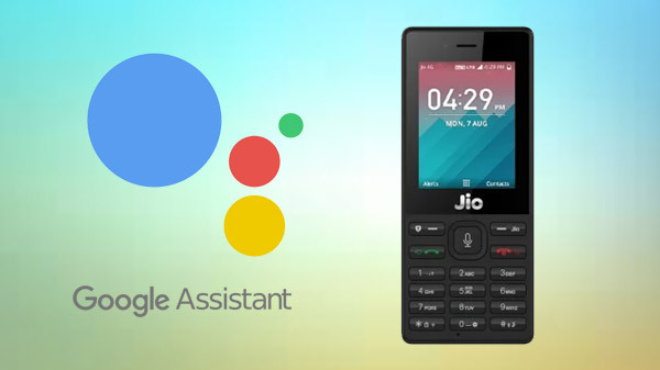 How To Update Google Assistant On Jio Phone?