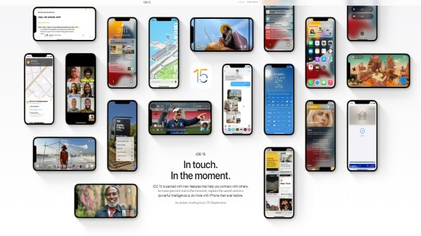 iOS 15 Releasing In India Today: List Of Supported iPhones