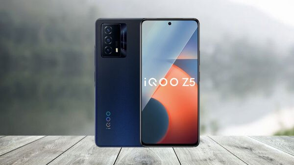 iQOO Z5 With Snapdragon 778G, 120Hz LCD Launched In India