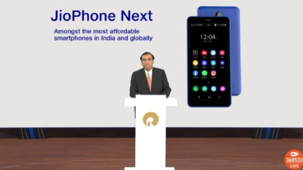 Reliance Industries Likely To Spend More On JioPhone Next Subsidy