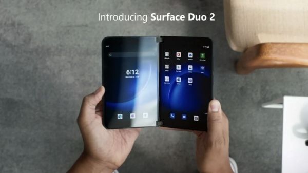Microsoft Surface Duo 2 Launched With Improved Performance And Cameras