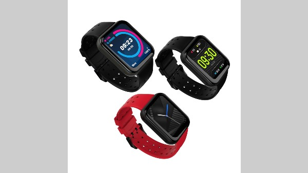 Molife Sense 320 Smartwatch With 15 Days Battery Life Announced