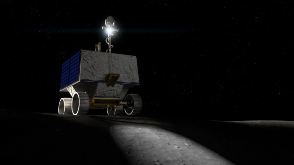 NASA VIPER Rover To Land On Moon's Nobile Crater