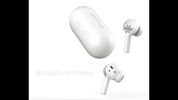 OnePlus Buds Z2 TWS Earbuds Design Revealed